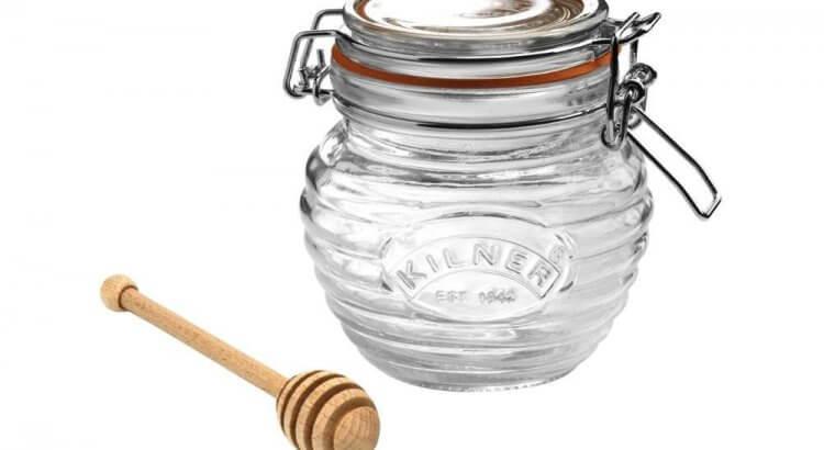 Ein tolles und individuelles Honigglas!