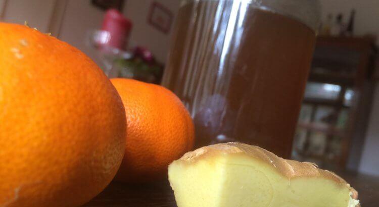 Die Zutaten für dein Imkerhonig Tee Rezept